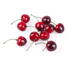 Buy In Coins Seperti Kehidupan Buatan Imitasi Cherry Buah Buatan Rumah Model Dapur Dekorasi Pesta Set 30 Buyincoins Diskon 40