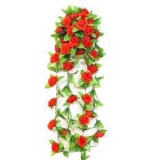 Home · 24 M Plastik Kain Sutra Mawar Bunga Ivy Tanaman Merambat Gantung Garland Pernikahan Dekorasi. Source · Bunga Ivy Tanaman Merambat Gantung Garland ...