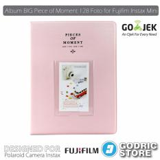 Beli Barang Caiul Album Big Piece Of Moment 128 Foto For Fujifim Instax Mini 8 9 25 50 70 90 Sp 2 Etc Pink Online