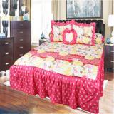 Review California Bedcover King Motif Rosalba 180X200 Cm California Di Indonesia