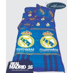 Beli California Madrid Sprei Set 120X200X20 Murah Indonesia