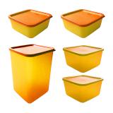 Spesifikasi Calista Kotak Fresh Set Isi 5 Orange Dan Harga