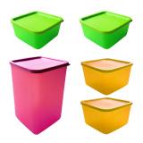 Jual Calista Kotak Fresh Set Isi 5 Rainbow Calista Murah