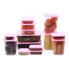 Review Calista Otaru Sealware Set 7G 14 Buah Pink Khusus Jakarta Calista Di Indonesia