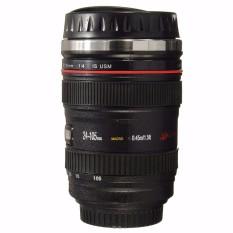 Harga Cup Lensa Kamera 24 105 Kopi Teh Cangkir Perjalanan Stainless Steel Termos New Internasional