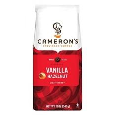 Camerons Kopi Spesial, Vanili Hazelnut 12 Ons, Seluruh Kacang Tas-Intl