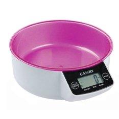 Ulasan Lengkap Tentang Camry Ek2150 Timbangan Dapur Pink 5Kg Timbangan Kue Pink Timbangan Cantik