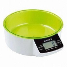 Toko Camry Electronic Kitchen Scale With Colourful Design Hijau Camry Online