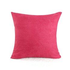 Harga Warna Permen Yang Lembut Dan Bahan Suede Mikro Wadah Bantal Sofa Sarung Bantal Dekorasi Rumah 40 Cm X 40 Cm Seken