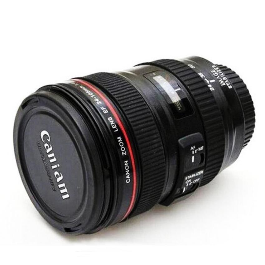 Harga Canon Lens Cup 24 70 Mm Bisa Zoom Tumbler Dslr Gelas Camera B277 Origin