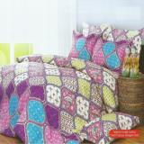 Jual Carmina Sprei Single 120X200 Cm Motif Kedasih Indonesia
