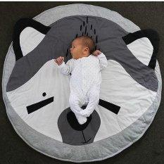 Harga Hemat Kartun Thicken Kids Rugs Baby Play Mat Crawling Mats Pad Non Slip Bayi Merayap Mudah Dicuci Karpet Lantai Mat 95 Cm Intl