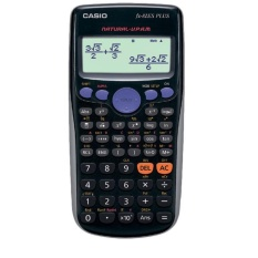 Cuci Gudang Casio Kalkulator Scientific Fx 82Es Plus Hitam