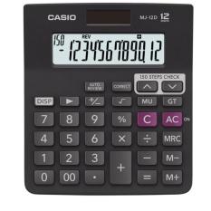 Spesifikasi Casio Kalkulator Mj 12D Paling Bagus