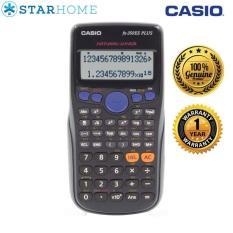 Beli Casio Calculator Scientific Fx 350 Es Plus Kalkulator Sekolah Casio Asli