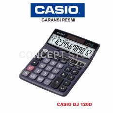 Review Terbaik Casio Dj 120D Kalkulator Dj 120 D