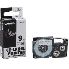 Toko Casio Ez Label Printer Tape Cartridge 9Mm Putih Casio Online