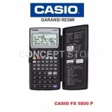 Harga Casio Fx 5800 P Fx 5800P Fx5800P Seken
