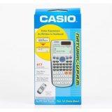 Spek Casio Fx 991Es Plus Kalkulator Ilmiah Abu Abu Casio