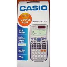Casio FX-991ES Plus Scientific Calculator FX991ES + FX 991 ES-Intl