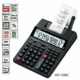Spesifikasi Casio Kalkulator Calculator Hr 100Rc Hr100Rc Print Printing Struck Struk Ori Original Foto Asli Murah