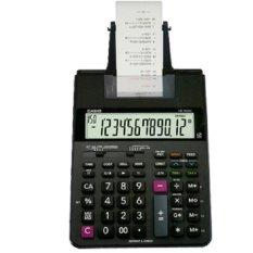 Harga Casio Kalkulator Cetak Hr 100Rc Printing Calculator Hitam Casio
