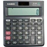 Casio Kalkulator Mj 120D Hitam Casio Diskon
