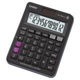Harga Casio Kalkulator Mj 120D Plus Semi Desktop Calculator 12 Digits Fullset Murah