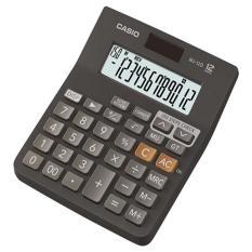 Promo Toko Casio Kalkulator Mj 12D Semi Desktop Calculator 12 Digits