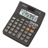 Model Casio Kalkulator Mj 12D Semi Desktop Calculator 12 Digits Terbaru