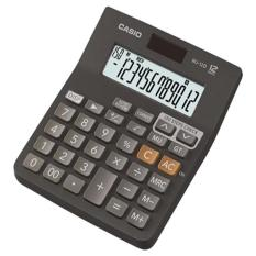 Harga Casio Kalkulator Mj 12D Semi Desktop Calculator 12 Digits Lengkap