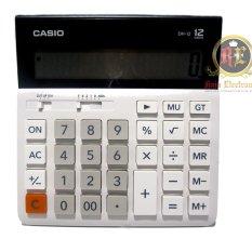 Harga Casio Kalkulator Original Dh 12 Garansi 1 Tahun Casio Yang Bagus