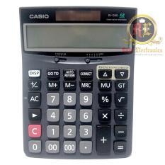 Casio Kalkulator Original DJ-120D (Garansi 1 Tahun Casio)