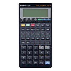 Beli Casio Kalkulator Programmable Scientific Fx 4500Pa Hitam Murah Indonesia