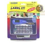 Harga Casio Label Printer Kl 60 L Ez Casio Label Printer Kl60 L Branded