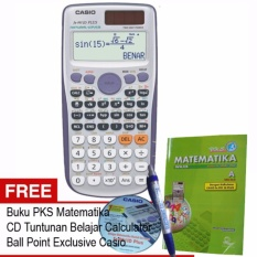 Casio Scientific Calculator Fx 991Id Plus Indonesia