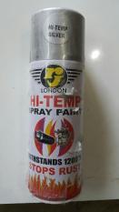 Obral Cat Semprot Rj London Hi Temp Tahan Panas Spray Paint 400 Cc Murah