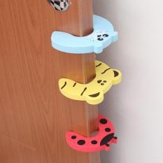 Catree-Baby Kids Safety Melindungi Klip Edge Animal Aman Pada Pintu-Intl