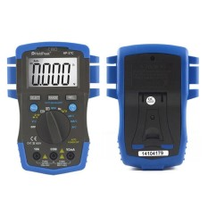 Catree Digital Multimeter Multimetro Avometer AC/DC Voltase Kapasitor Ketahanan Alat-Internasional