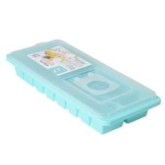 Rongga Ice Cube Tray Box dengan Lid Cover Minuman Jelly Freezer Pembuat Cetakan BU-Intl