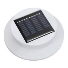Jual Beli Online Ccc Lampu Pagar Solar Led Fence Light Outdoor Garden Taman Hemat Listrik
