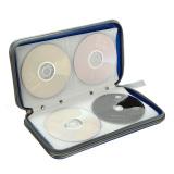 Toko Cd Dvd Case Penyimpanan Tas Dompet Biru Online