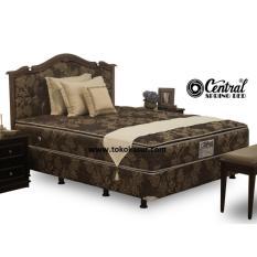 Central Deluxe Pillowtop Panama 200x200 Kasur Tanpa Divan/Sandaran