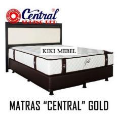 Central Matras Spring Bed Gold Maestro 160x200 Divan + Sandaran Honolulu – Free Ongkir Jakarta