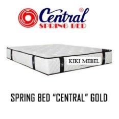 Central Matras Spring Bed Gold Maestro 160x200 Kain Impor – Free Ongkir Jakarta