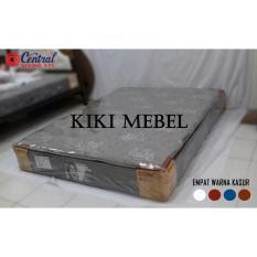 Central Spring Bed Deluxe Matras Coklat 120x200 – Free Ongkir Jakarta