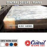 Toko Central Spring Bed Deluxe Matras Coklat 180X200 Free Ongkir Jakarta Central Di North Sumatra