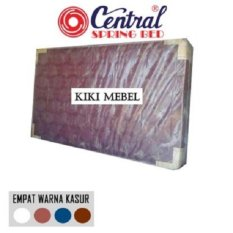 Central Spring Bed Deluxe Matras Merah 120x200 – Free Ongkir Jakarta