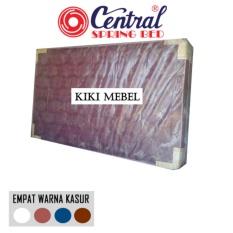 Central Spring Bed Deluxe Matras Merah 160x200 – Free Ongkir Jakarta