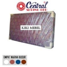 Central Spring Bed Deluxe Matras Merah 90x200 – Free Ongkir Jakarta